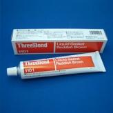 スリーボンド TB1101 不乾性液状ガスケット 赤褐色