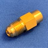 チェックジョイント 配管バルブコアタイプ(1/2-20UNF用)