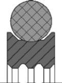 特注ロータリーシール R09-F
